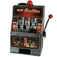 Pokladnička - hrací automat