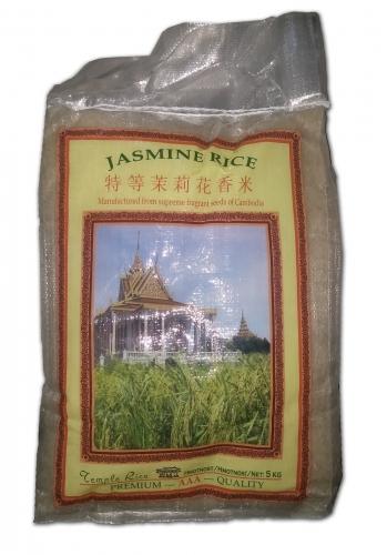 RYŽA jasmínová 4,5kg najvyššej kvality