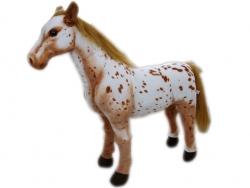 Plyšový koník Appaloosa 78cm