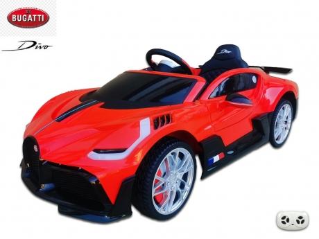 Elektrické autíčko Bugatti Divo