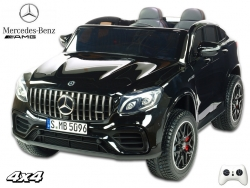 Elektrické autíčko SUV Mercedes GLC 63S AMG 4x4 dvojmiestne