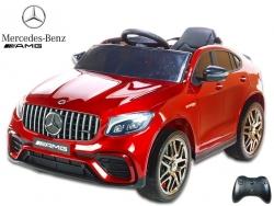 Elektrické SUV Mercedes GLC 63S AMG jednomiestne