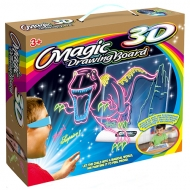 Magická kresliaca tabulka 3D