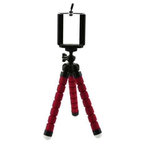 Statív, flexibilný držiak alebo stojan na telefón