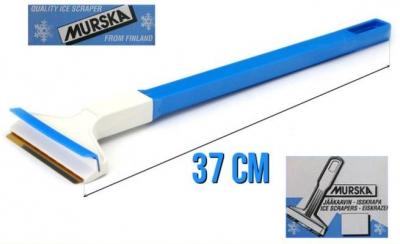 Dlhá 37 cm originálna fínska škrabka murska