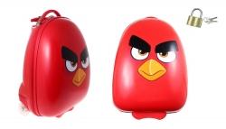 Detský kufor na kolieskach Angry Birds