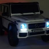 Elektrické autíčko džíp Mercedes G63 dvojmiestny