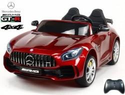 Elektrické autíčko Mercedes-AMG GTR 4x4, dvojmiestne