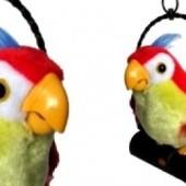 Veľký  hovoriaci papagáj