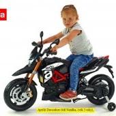 Elektrická motorka Aprilia Dorsoduro