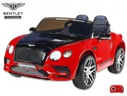 Elektrické autíčko Bentley Continental SuperSports dvojmiestne lakované