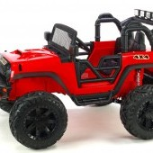 Detské elektrické autíčko džíp Brothers 24V, 2x200W