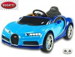 Elektrické autíčko Bugatti Chiron
