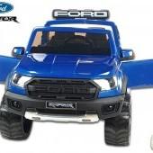 Elektrické autíčko pickup Ford Raptor, dvojmiestny