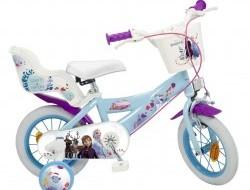 Detský bicykel Ľadové kráľovstvo