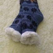 Jemné ovčie ponožky s hebkou podšívkou