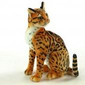 Plyšová mačka Micka ocelot