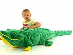 Plyšový krokodíl Soft
