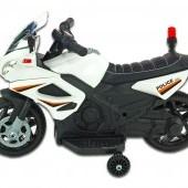 Elektrická motorka mini pre najmenších Polícia 911