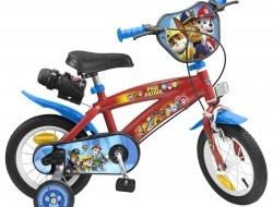 Detský bicykel Tlapková patrola Paw patrol
