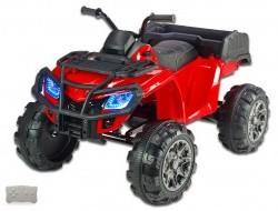 Detská elektrická štvorkolka Predator XXL s výklopnou korbou
