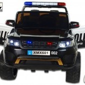 Elektrické SUV Rover policie, 4x4, dvojmiestny
