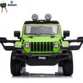 Elektrické autíčko Jeep Wrangler Rubicon