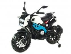 Elektrická terénna motorka Lion s plynovou rukoväťou a nožnou brzdou