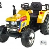 Najväčší elektrický traktor Big Farm