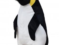 Plyšový roztomilý tučniak, výška 55cm
