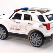 Džíp USA polícia s 2.4G diaľkovým ovládaním