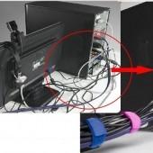 Sťahovacie pásky na káble
