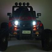 Eelektrické autíčko Wrangler Monster Truck 2x200W
