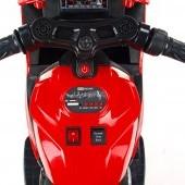 Elektrická motorka závodná Ninja s plynovou rukoväťou