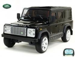 Elektrické autíčko Land Rover Defender