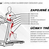 Spokey Movena Elektrický bežecký pás