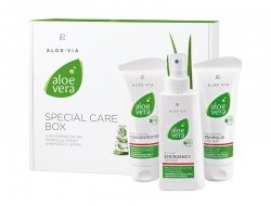 Aloe Vera Špeciálny Box pre Starostlivosť o Pokožku