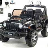 Elektrické autíčko džíp Jeep Wrangler Rubicon
