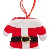 Vianočná dekoračná kapsa na príbor