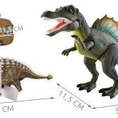Dinosaurus 50 cm na diaľkové ovládanie
