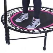 Fitness trampolína s držadlom