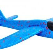 Penové hádzacie lietadlo 37cm