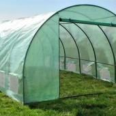 Záhradný fóliovník 6 m x 3 m x 2 m