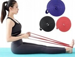 Odporové gumy na cvičenie 3ks