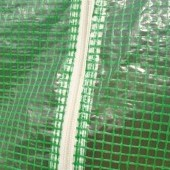 Záhradný fóliovník 4 m x 2,5 m x 2 m