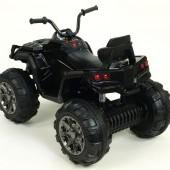Štvorkolka Predator s 2,4G diaľkovým ovl., FM, USB, SD, Mp3, LED osvetlením, pružením, 2x motor, 12V