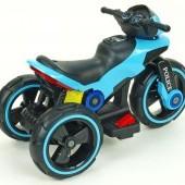 Fantastická 101cm veľká motorka POLICE na veľkých kolesách, atraktívny dizajn, USB, TF, Mp3, 2x náhon, 2 motory 6V