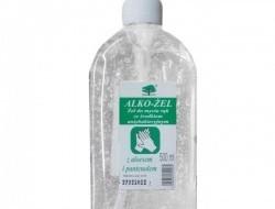 Antibakteriálny gél na ruky 500 ml