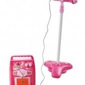 Detská elektrická gitara + mikrofón + zosilňovač