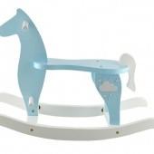 Hojdací kôň drevený